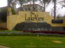 Lake View project.